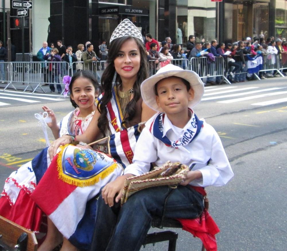 Hispanics Unite for One Great Parade (6/6)