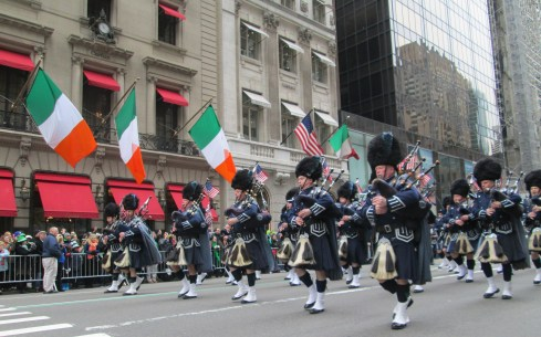 NYPD Pipe and Drum Band