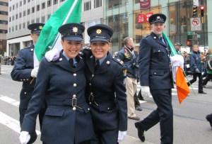 Irish Police