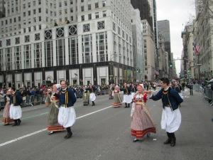 Britanny Dancers
