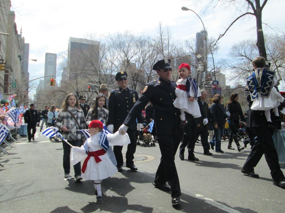 Greeks Unite in Celebration on 5th Ave. (6/6)