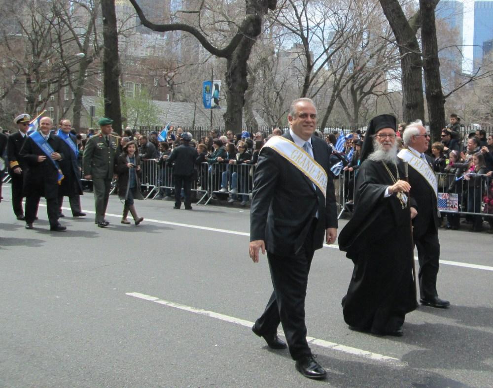 Greeks Unite in Celebration on 5th Ave. (2/6)