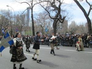 Traditional Greek musicians