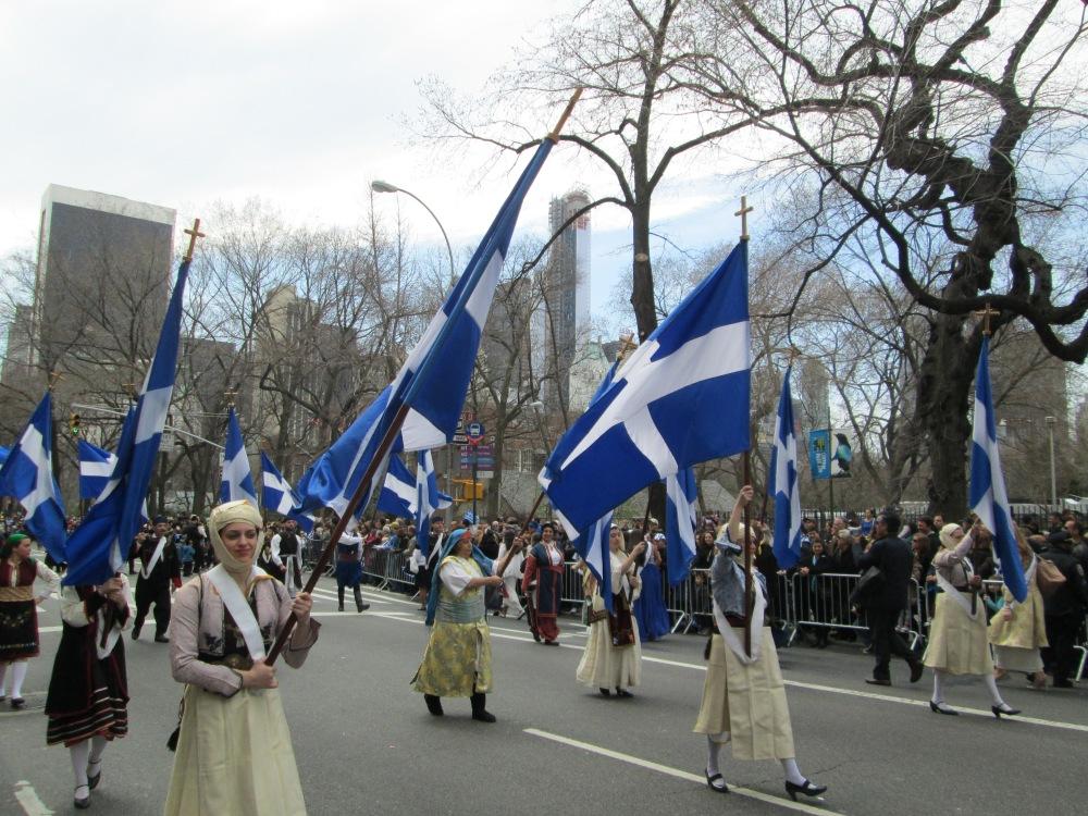 Greeks Unite in Celebration on 5th Ave. (3/6)