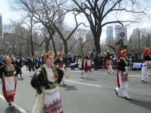 Traditional Cyprean costume