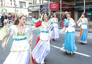 Persian Dancers