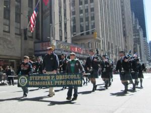 Stephen P Driscoll Memorial Band