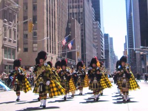 Shamrock & Thistle Pipe and Drum Band
