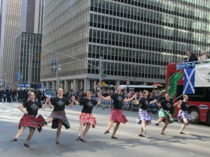 Celtic Dancers