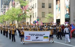 banda escolar de guayanilla