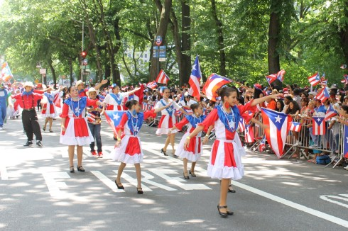 Puerto Rican Day Parade 2013