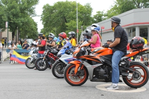 Street Ambitions motorcycle club