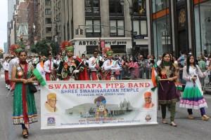 Swamibapa Pipe Band