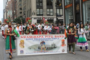 Swamibapa Pipe Band