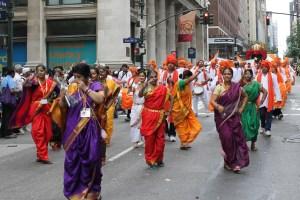 Jai Bagrat Dancers and drummers