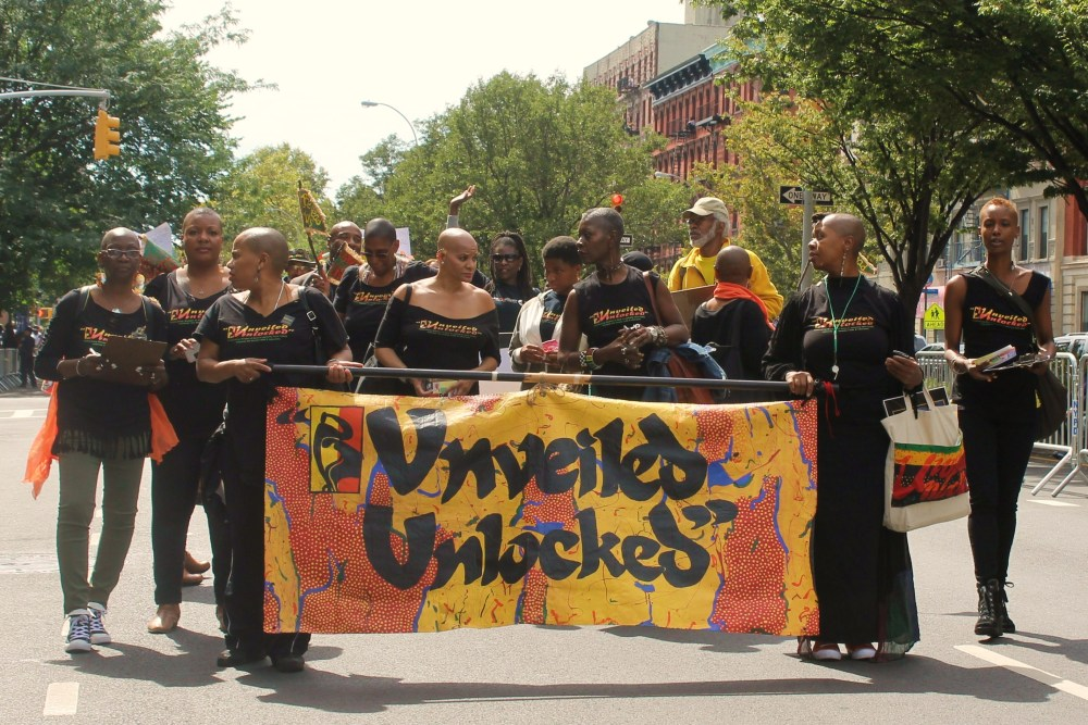Harlem Shakes in Celebration of the African American Parade  (6/6)