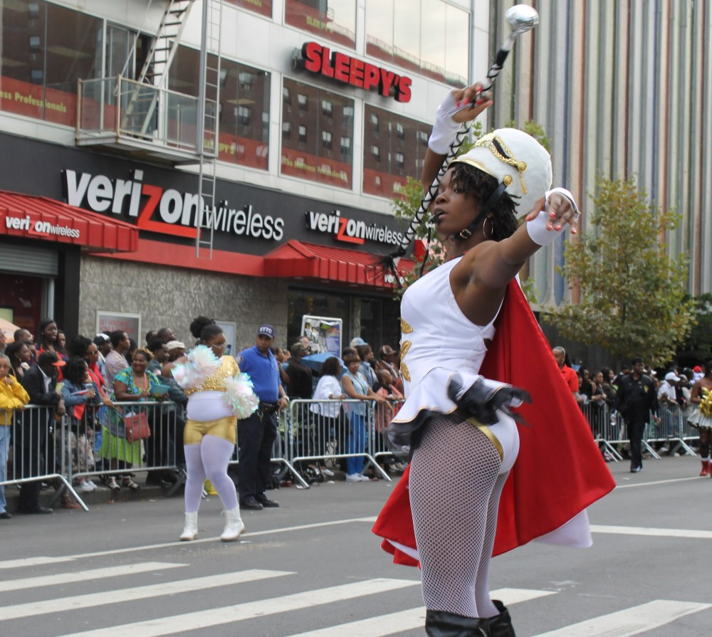 Harlem Shakes in Celebration of the African American Parade  (1/6)