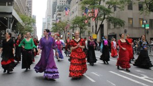 Flamenco Dancers from Spain