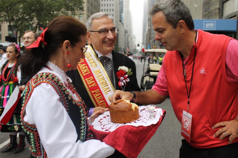 Polish People Proudly Preserve Gen. Pulaski's Legacy in Parade  (2/6)