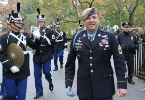 Medal of Honor Recipient Sgt. Leroy Petry