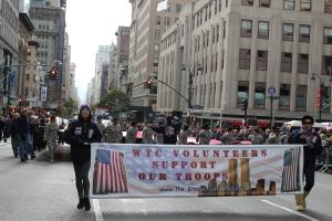 WTC Flag Volunteers