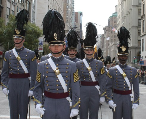 West Point Cadets Honor Our Veterans