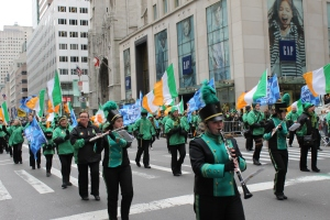 The Finglas Concert Marching Band