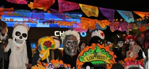 Day of the Dead Float