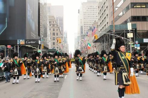 NYPD Emerald Society