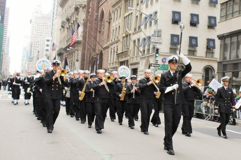 US Navy Marching Band