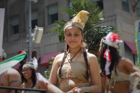 Taino Indian from Anasco