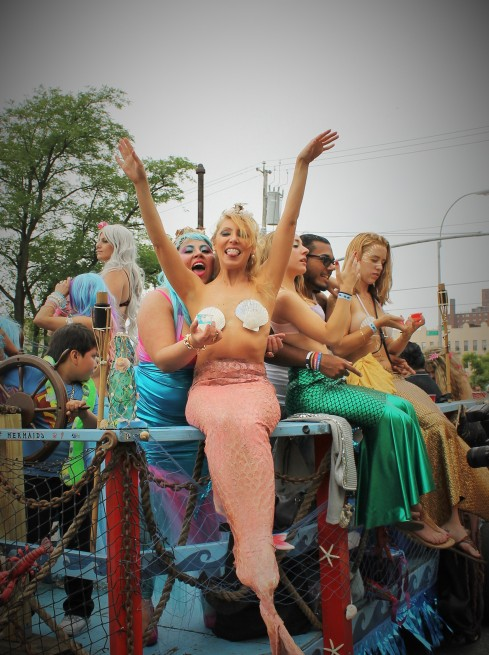 The Party Mermaid