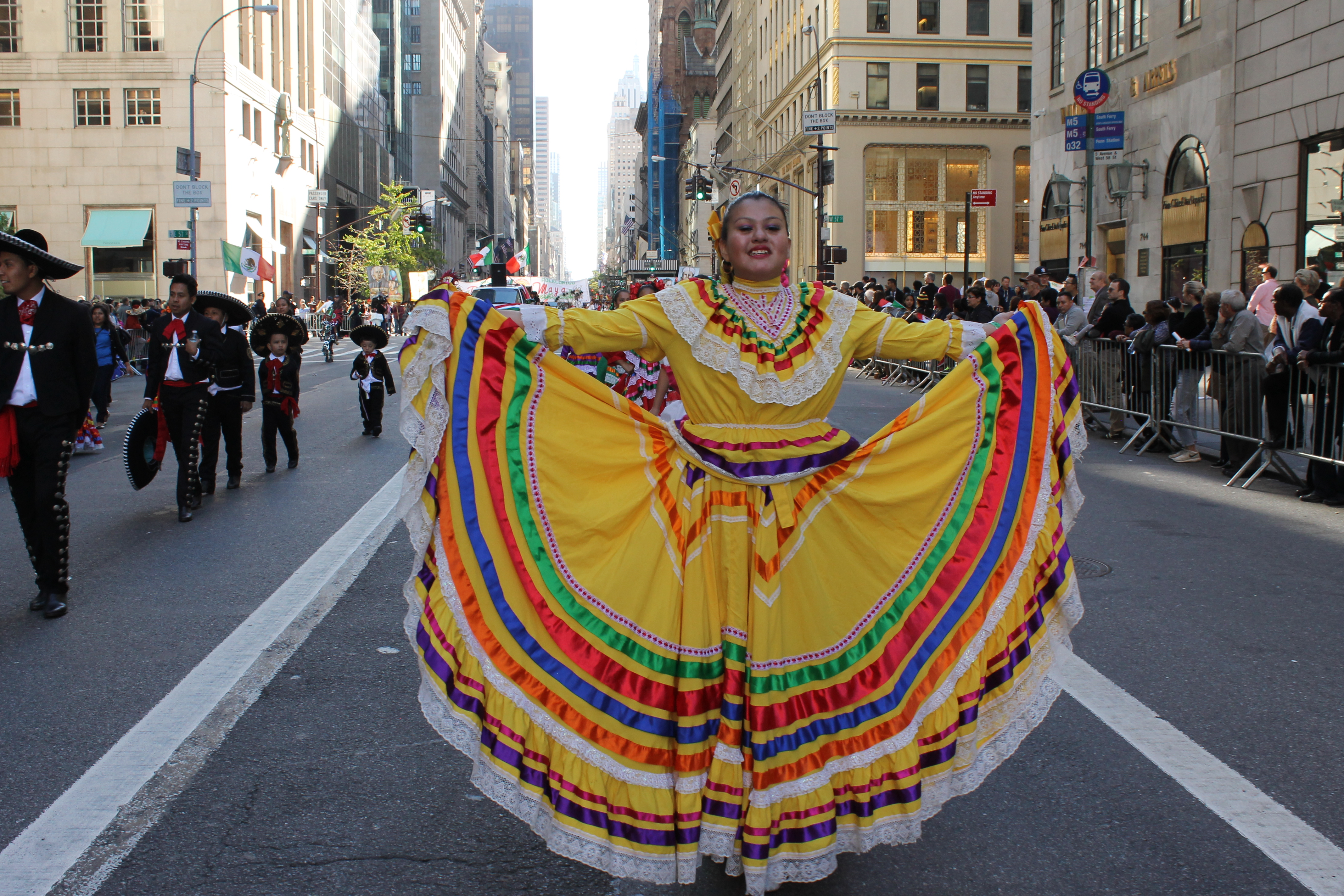 Hispanic Day Parade | NYC Parade Life